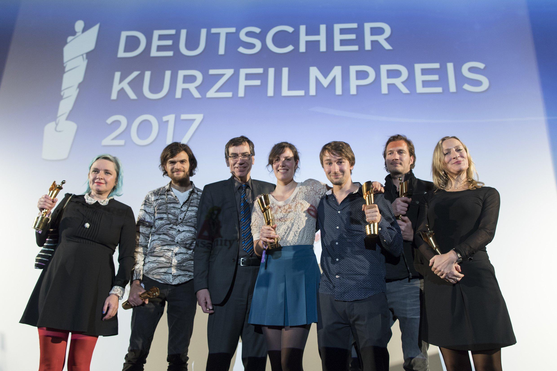 Die Preisträger des Deutschen Kurzfilmpreis 2017